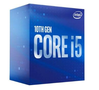 Procesador intel core i5-10400 10g 2.90 ghz 12mb lga1200 65w 14nm