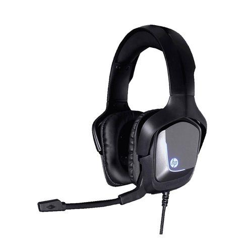 Audífono gaming HP H200GS con micrófono, sonido surround 7.1, conexión usb, LED