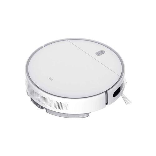 Mi Robot Vacuum Mop Essential, Aspiradora-Trapeador Robot, Conexión WIFI, Control Automático y con APP, Compatible: Google Assistant y Alexa, 2500mAh