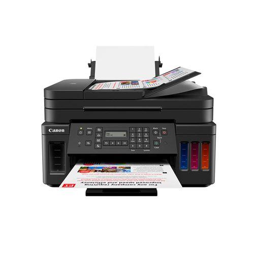 Impresora Multifuncional PIXMA G7010, Imprime , copia y escanea, Conexión Wifi