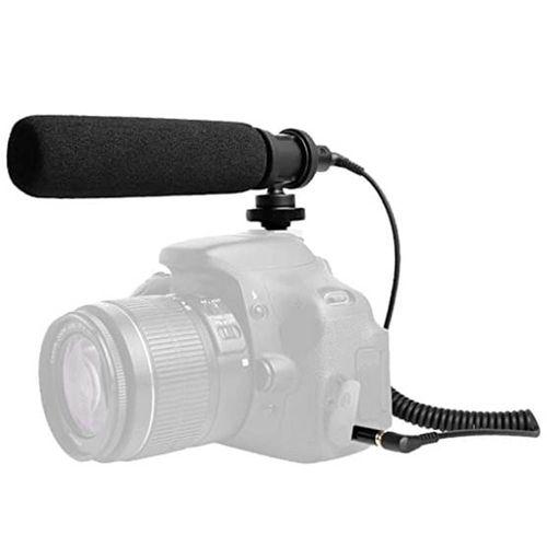 Micrófono profesional de pistola super cardioide Condensador