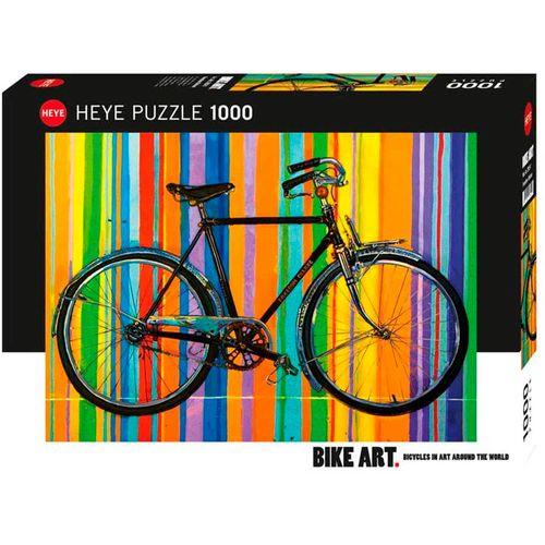 Rompecabezas Heye Bike Art 1000 piezas