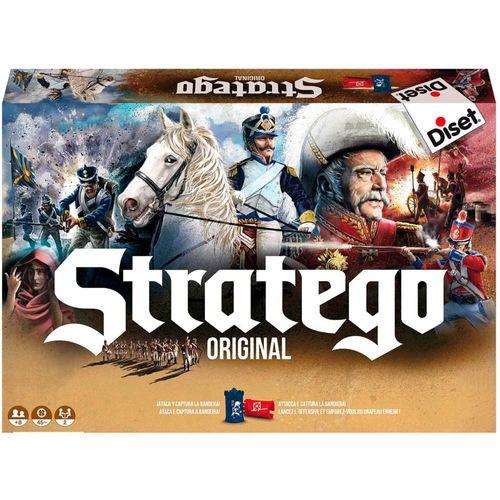 Juego de mesa Diset Stratego Original 8+
