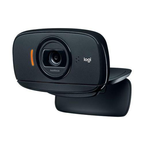 Cámara Web C525 Plegable para videoconferencias HD 720p con enfoque automático