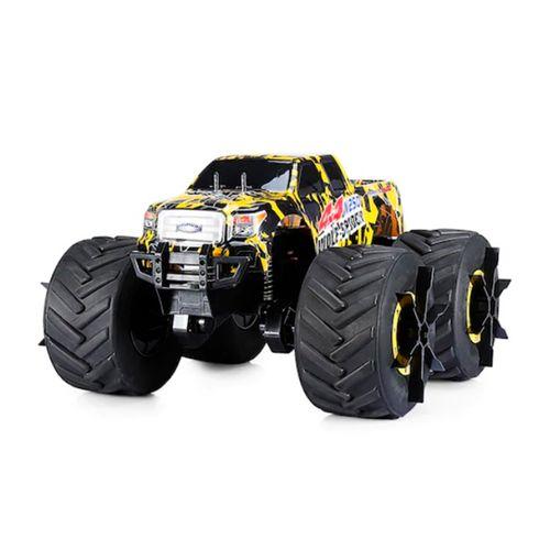 Monster Truck 1:18 amfibio a Control