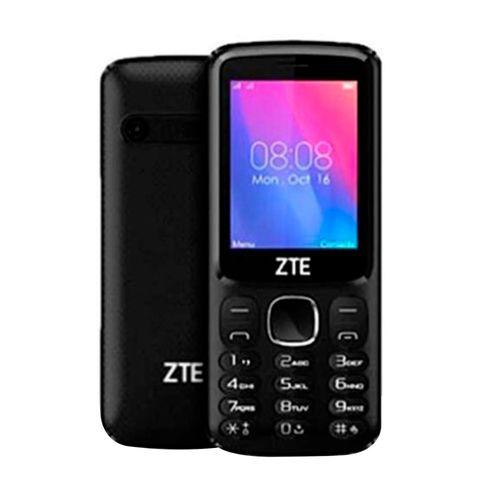 """Celular ZTE F322, con cámara 3G, pantalla de 2,4"""", radio FM, Bluetooth, batería todo el día, Dual SIM"""