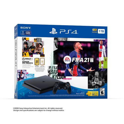 Consola Ps4 1Tb Fifa 21