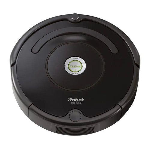 Aspiradora iRobot Roomba 614, Para Habitaciones Hasta 60 m2, Navegación Inteligente, Para Alfombras y Suelos Duros, Cabezal Con Ajuste Automático