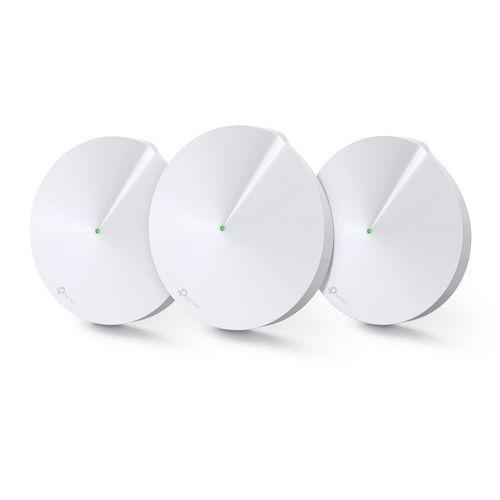 Sistema Wifi Mesh TP-Link Deco M5-3 Ac1300, doble banda, pack x 3