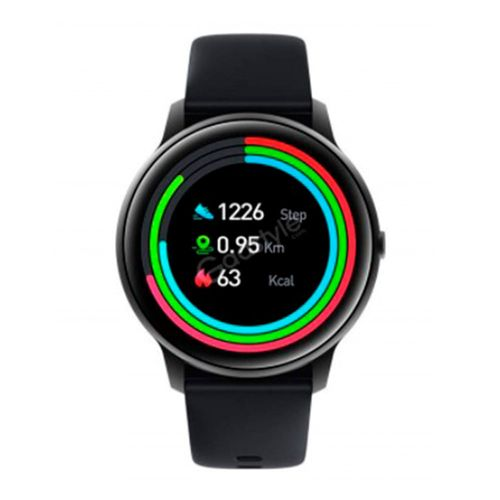 """Smartwatch Xiaomi IMILAB KW66, pantalla de 1.28"""", hasta 30 días de bateria, 13 modos deportivos, protección IP68, negro"""