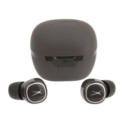Audífonos Bluetooth In ear TWS Nanopods resistentes al sudor y agua IPX5, Negro