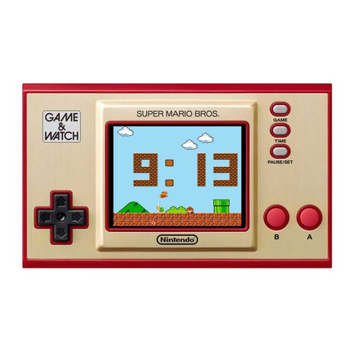 Consola Game & Watch Super Mario Bros