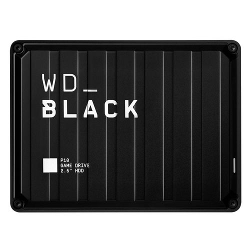 Disco Duro BLACK P10 GAME DRIVE 2TB