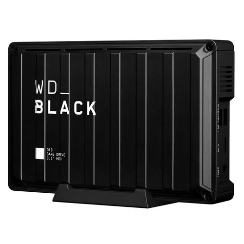 Disco Duro BLACK D10 GAME DRIVE 8TB