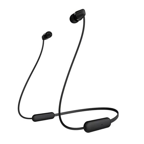 Audífono Bluetooth In ear C200, auriculares magnéticos, carga rápida, color Negro