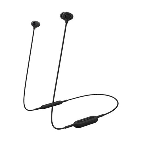 Audífono Bluetooth In ear RP-NJ310 con sistema extra bass, Negro