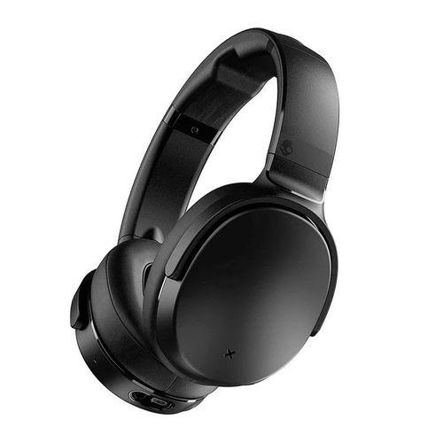 Audífono Bluetooth Over ear Venue Noise Cancelling, con tecnología Tile para ubicar el audífono, carga rápida, modo monitor, conexión auxiliar, Negro