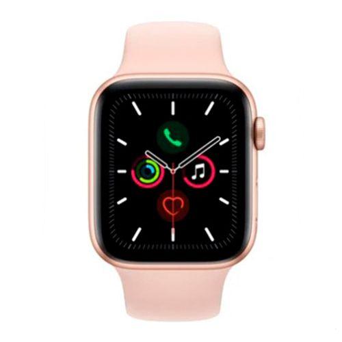 Smartwatch Apple Watch Series 5 Con Gps,pantalla e retina 44Mm, llamadas manos libres, wifi y bluetooth,Golden Rose