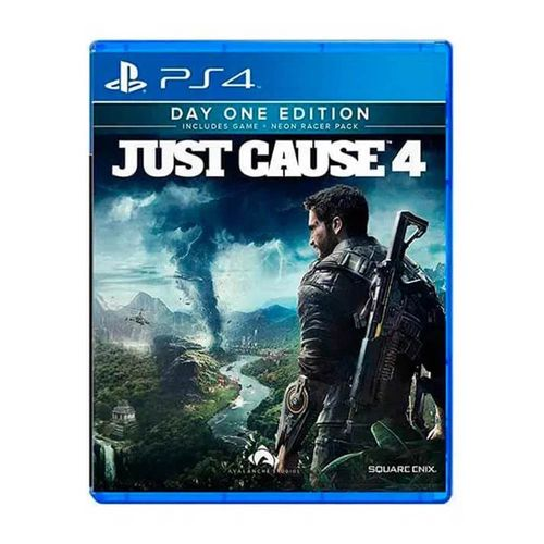 Just Cause 4 Day One - PS4