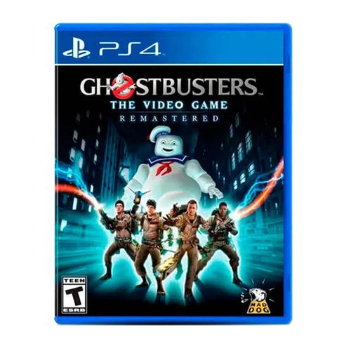 JPs4 Ghostbusters The Video Game Remastered