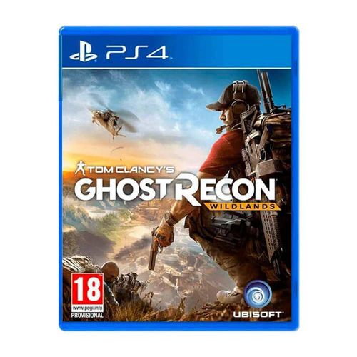 Ghost Recon Wildlands Limited Edition Ps4