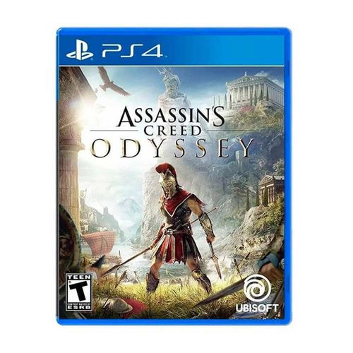Assassins Creed Odyssey Spanish PS4