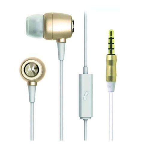 Audífono In ear Earbuds Metal con micrófono resistentes al agua y sudor IP54