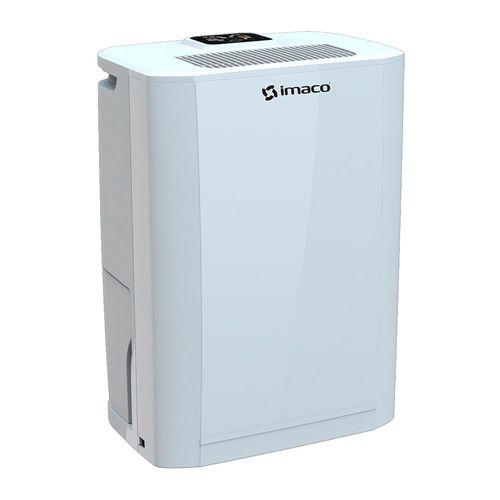 Deshumedecedor mecánico, cubre hasta 20m, tanque de 2.5l, extrae hasta 10l al día, auto off, purifica el aire, drenaje continuo, 270w