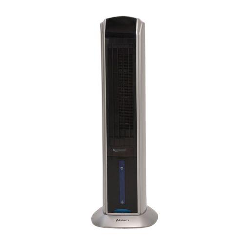 Air cooler digital, purificación de aire, timer hasta 7.5h, tanque de 4 litros, cubre hasta 20m2, alarma llenado, control remoto, giro 60°