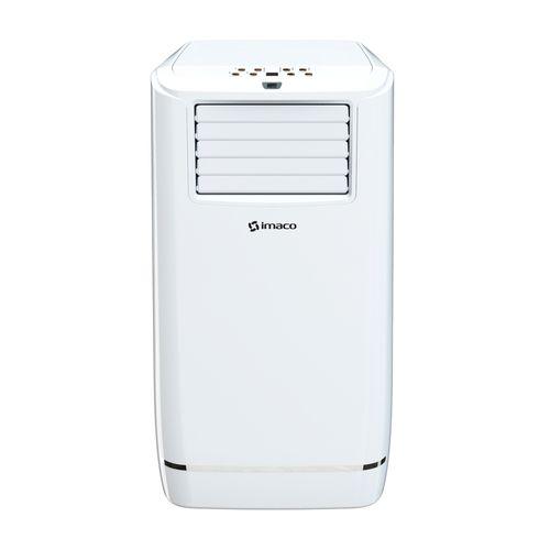 Aire acondicionado portátil de 14000 btu, panel digital, función: ac/ventilador, 3 niveles de temperatura, timer hasta 24h, control remoto