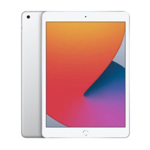 "Tablet Ipad Apple 8TH Generación, pantalla de retina 10.2"", capacidad 128GB, cámara 1.2MP/8MP,  color Silver"