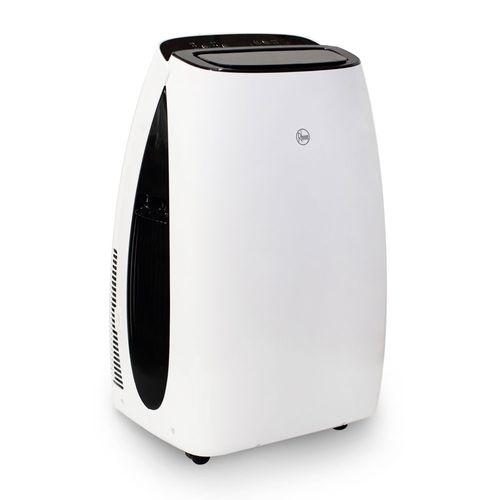 Aire Acondicionado Portátil 12000 BTU Rheem Multifuncion, Ventilador, Deshumedecedor, Enfriamiento, Calefacción