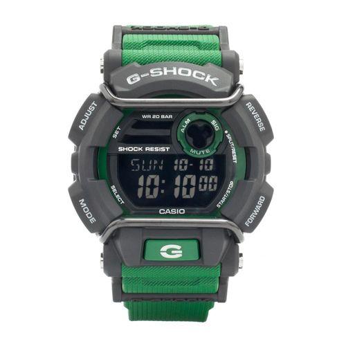 Reloj G-Shock GD-400-3D Resina Hombre Negro