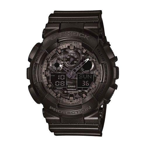 Reloj G-Shock GA-100CF-1A Resina Hombre Negro