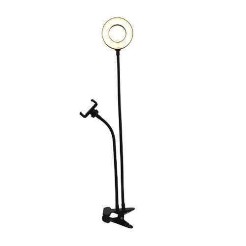 """Kit Aro de Luz 4"""" con trípode de 68 cm flexible"""