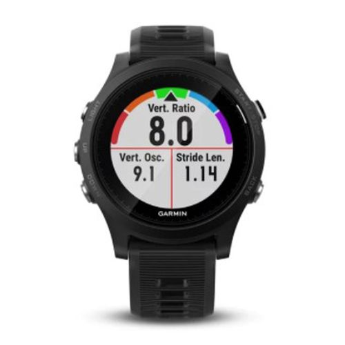 Smartwatch Garmin Forerunner 935, reloj para carrera con gps y sensor de frecuencia cardiaca, negro