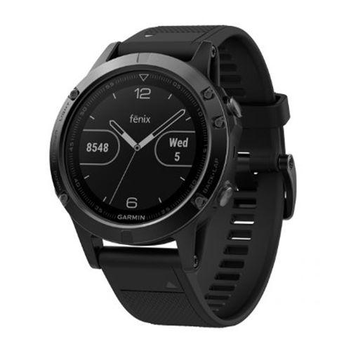 Smartwatch Garmin Fenix 5, reloj multideporte (47 mm) con GPS y tecnología Elevate