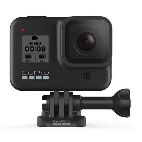 Hero8 Black - Cámara de acción resistente al agua con pantalla táctil 4K Ultra HD Video 12MP y estabilizador de imagen en vivo
