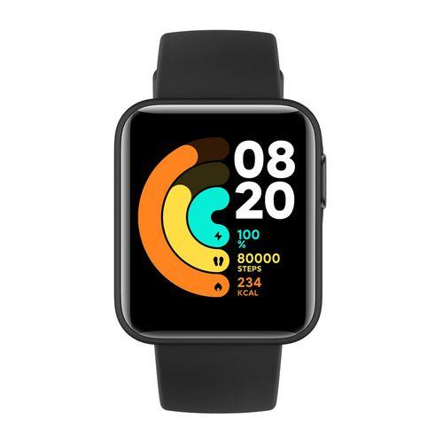 """Smartwatch Xiaomi Mi Watch Lite, táctil de 1.4"""", GPS incorporado, resistente al agua, 11 modos deportivos"""