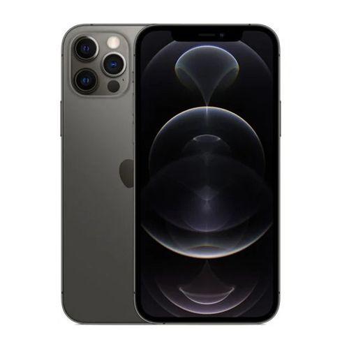 "iPhone 12 Pro, cámara principal de 12+12+12 MP, cámara de selfie 12MP, memoria interna 256GB, pantalla de Súper retina 6.1"""