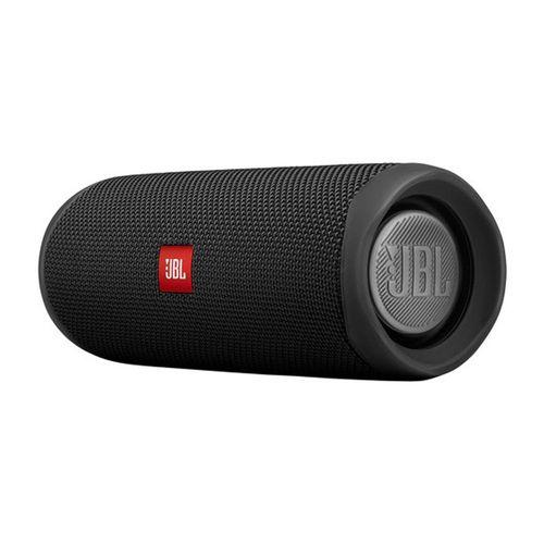 Parlante bluetooth JBL Flip 5 IPX7, máx. 12 horas, negro