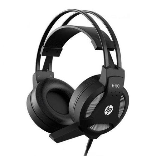 Audífonos Gaming H100 con Micrófono y Conector Jack 3.5 mm