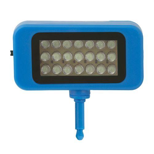 Luz Led Para Celulares Azul