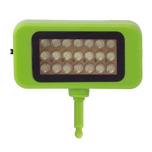 Luz Led Para Celulares Verde