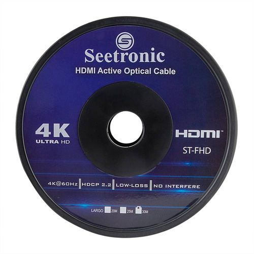 Cable hdmi Seetronic ST-FHD-30M 4K 30 m