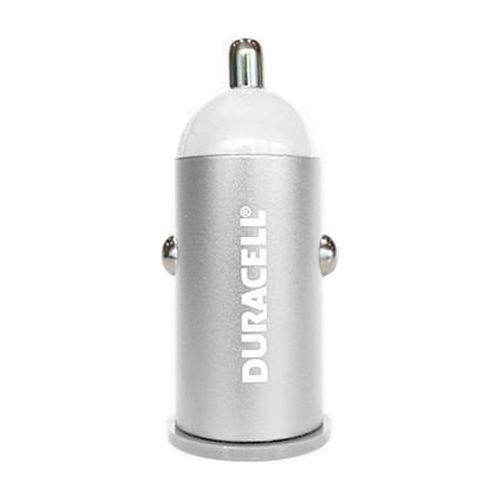 Cargador de auto Duracell Le2150, 1 puerto usb, 1A, blanco