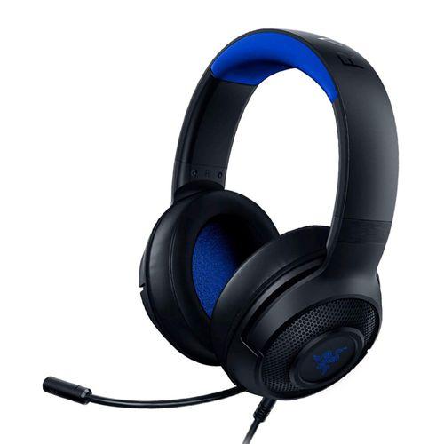 Audífono con micrófono Gaming Kraken X Multiplataforma Black