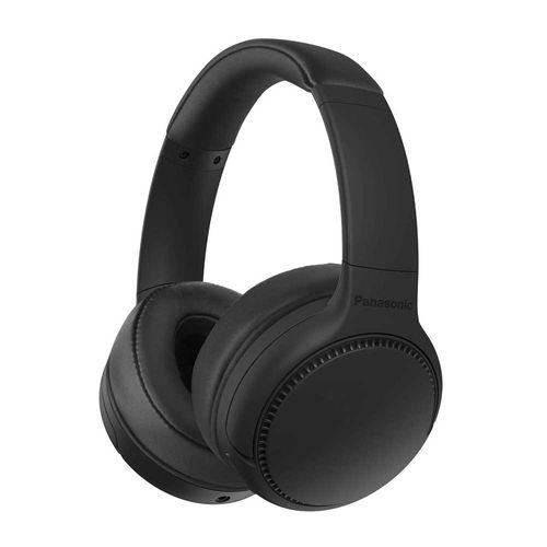 Audífono Bluetooth On ear Heavy Bass M300 Bajos potentes, 50h de batería, controladores de 40mm, micrófono incorporado, Aux-in, carga rápida, Negro