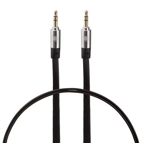 Cable metálico plano 3.5mm de  91.4 cm de largo