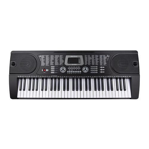 Órgano eléctrico Joy JK-60 61 teclas, 128 timbres, negro